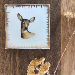 Other - Deer tile wall hanger or dish